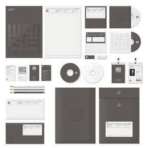 L&A文格空间设计/品牌重塑设计