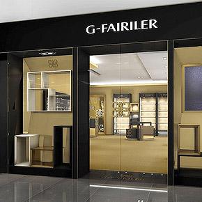 格•菲丽奥女鞋/零售空间设计