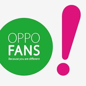 OPPO-O粉汇/品牌形象创建设计